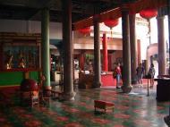 Asisbiz Penang Ke Lok Tempel flooring design Mar 2001 01