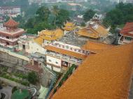 Asisbiz Penang Ke Lok Tempel panoramic views Mar 2001 01