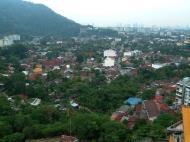 Asisbiz Penang Ke Lok Tempel panoramic views Mar 2001 14