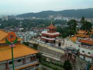 Asisbiz Penang Ke Lok Tempel panoramic views Mar 2001 24