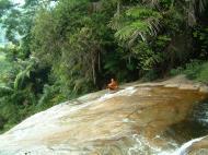 Asisbiz Malaysia Perak Kampar Lata Kinjang Waterfall Mar 2001 05