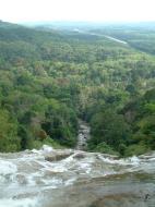 Asisbiz Malaysia Perak Kampar Lata Kinjang Waterfall Mar 2001 11