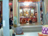 Asisbiz Penang Chinese Monastery Head Monk dharma talk 2001 01