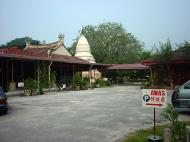 Asisbiz Penang Chinese Monastery pagoda Mar 2001 02