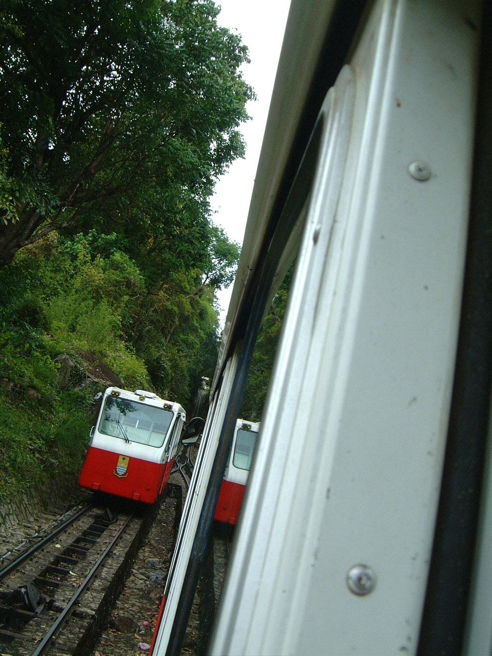 Penang Hill Bukit Bendera Railway Mar 2001 14