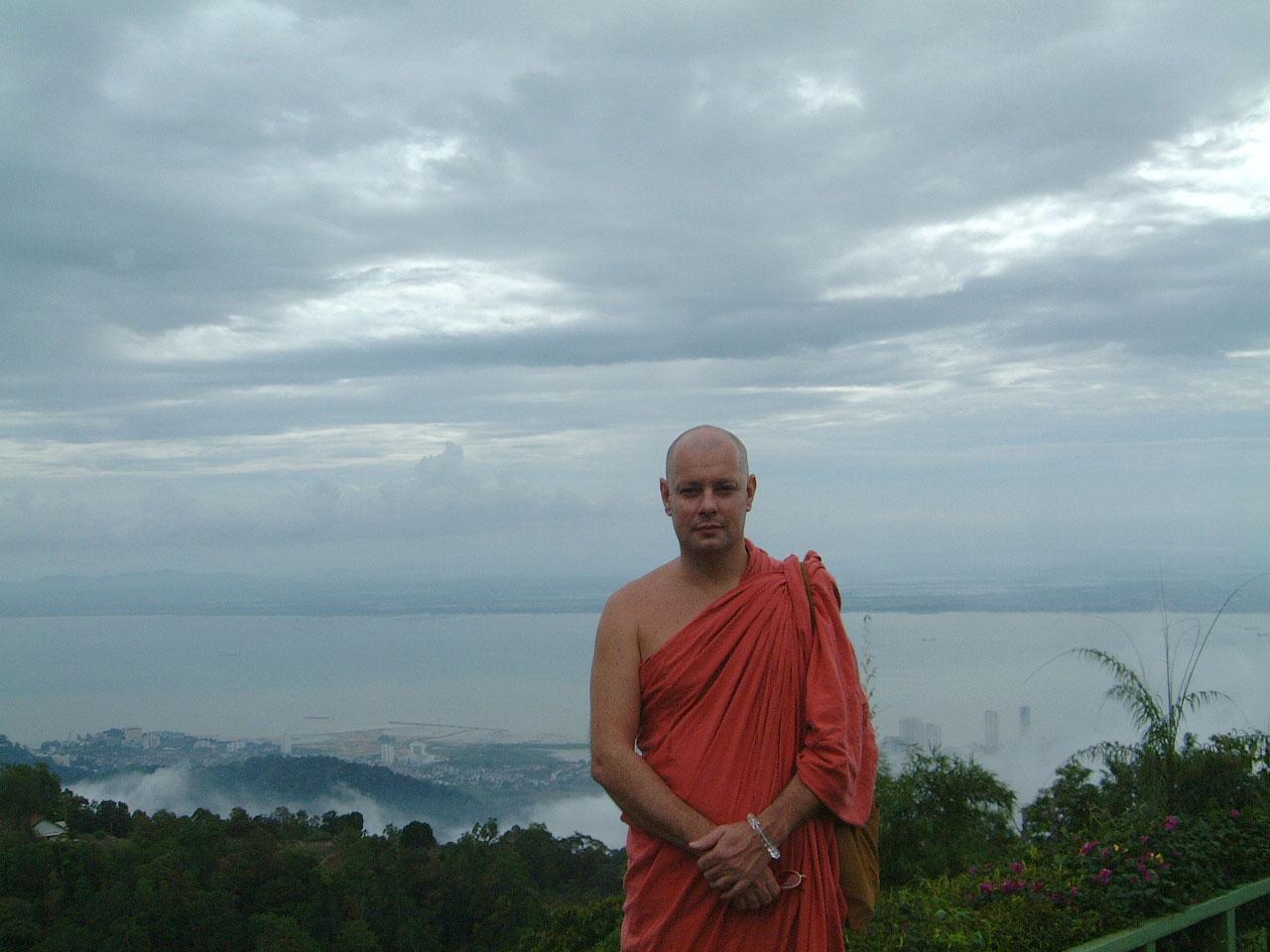 Penang Hill Bukit Bendera panoramic views Mar 2001 10