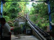 Asisbiz Penang Hill Bukit Bendera Railway Base station Mar 2001 01