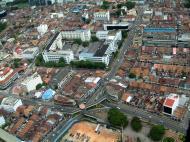 Asisbiz Penang Town center Lookout Mar 2001 03