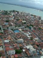 Asisbiz Penang Town center Lookout Mar 2001 07