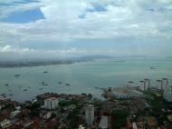 Asisbiz Penang Town center Lookout Mar 2001 17