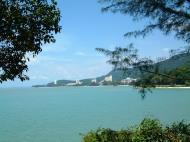 Asisbiz Penang shore line views Mar 2001 01