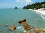 Asisbiz Penang shore line views Mar 2001 08