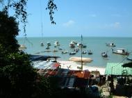 Asisbiz Penang shore line views Mar 2001 12