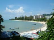 Asisbiz Penang shore line views Mar 2001 13