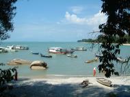 Asisbiz Penang shore line views Mar 2001 15