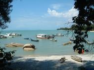 Asisbiz Penang shore line views Mar 2001 16