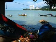 Asisbiz Penang shore line views Mar 2001 27