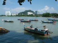 Asisbiz Penang shore line views Mar 2001 31