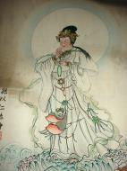 Asisbiz Ipoh San Bao Dong cave Buddhist temple paintings Jul 2000 08