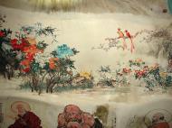 Asisbiz Ipoh San Bao Dong cave Buddhist temple paintings Jul 2000 11