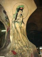 Asisbiz Ipoh San Bao Dong cave Buddhist temple paintings Jul 2000 12