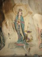 Asisbiz Ipoh San Bao Dong cave Buddhist temple paintings Jul 2000 20