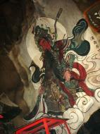 Asisbiz Ipoh San Bao Dong cave Buddhist temple paintings Jul 2000 21