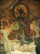 Asisbiz Ipoh San Bao Dong cave Buddhist temple paintings Jul 2000 22