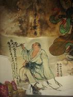 Asisbiz Ipoh San Bao Dong cave Buddhist temple paintings Jul 2000 23
