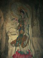 Asisbiz Ipoh San Bao Dong cave Buddhist temple paintings Jul 2000 30