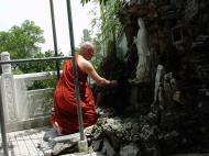 Asisbiz Kuala Lumpur Thean Hou Temple Buddhas 01
