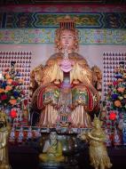 Asisbiz Kuala Lumpur Thean Hou Temple Mazu Goddess of the Sea 04