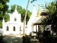 Asisbiz Amarapura Mandalay Buddha hive stupa Nov 2004 06