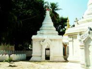 Asisbiz Amarapura Mandalay Buddha hive stupa Nov 2004 10