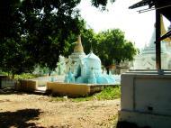 Asisbiz Amarapura Mandalay Buddha hive stupa Nov 2004 11