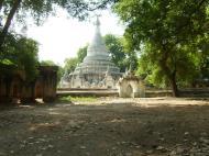 Asisbiz Amarapura Mandalay Thaungthaman lake panoramic views Nov 2004 04