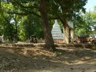 Asisbiz Amarapura Mandalay Thaungthaman lake panoramic views Nov 2004 05
