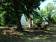 Asisbiz Amarapura Mandalay Thaungthaman lake panoramic views Nov 2004 06