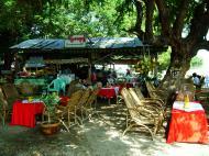 Asisbiz Amarapura Mandalay Thaungthaman lake rest areas Nov 2004 01