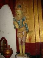 Asisbiz Ananda Pagoda Guardians Buddhas Pagan Dec 2000 01