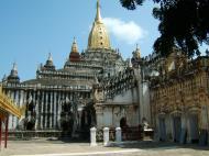 Asisbiz Ananda Pagoda Pagan Dec 2000 07