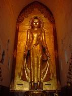 Asisbiz Ananda Pagoda standing Buddhas Pagan Dec 2000 05