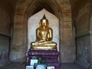 Asisbiz Myanmar Pagan main Buddha statues Nov 2004 13