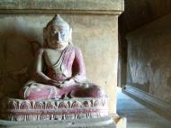 Asisbiz Myanmar Pagan main Buddha statues Nov 2004 17