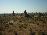 Asisbiz Panoramic views Bagan Myanmar Dec 2000 05