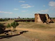 Asisbiz Panoramic views Bagan Myanmar Dec 2000 10