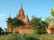 Asisbiz Panoramic views Bagan Myanmar Dec 2000 100