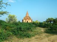 Asisbiz Panoramic views Bagan Myanmar Dec 2000 101