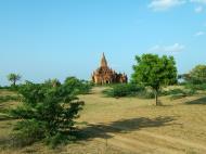 Asisbiz Panoramic views Bagan Myanmar Dec 2000 105