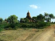 Asisbiz Panoramic views Bagan Myanmar Dec 2000 106